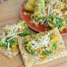 Vegan Broccoli and Cheese