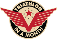 Triathlon in a Month 2019