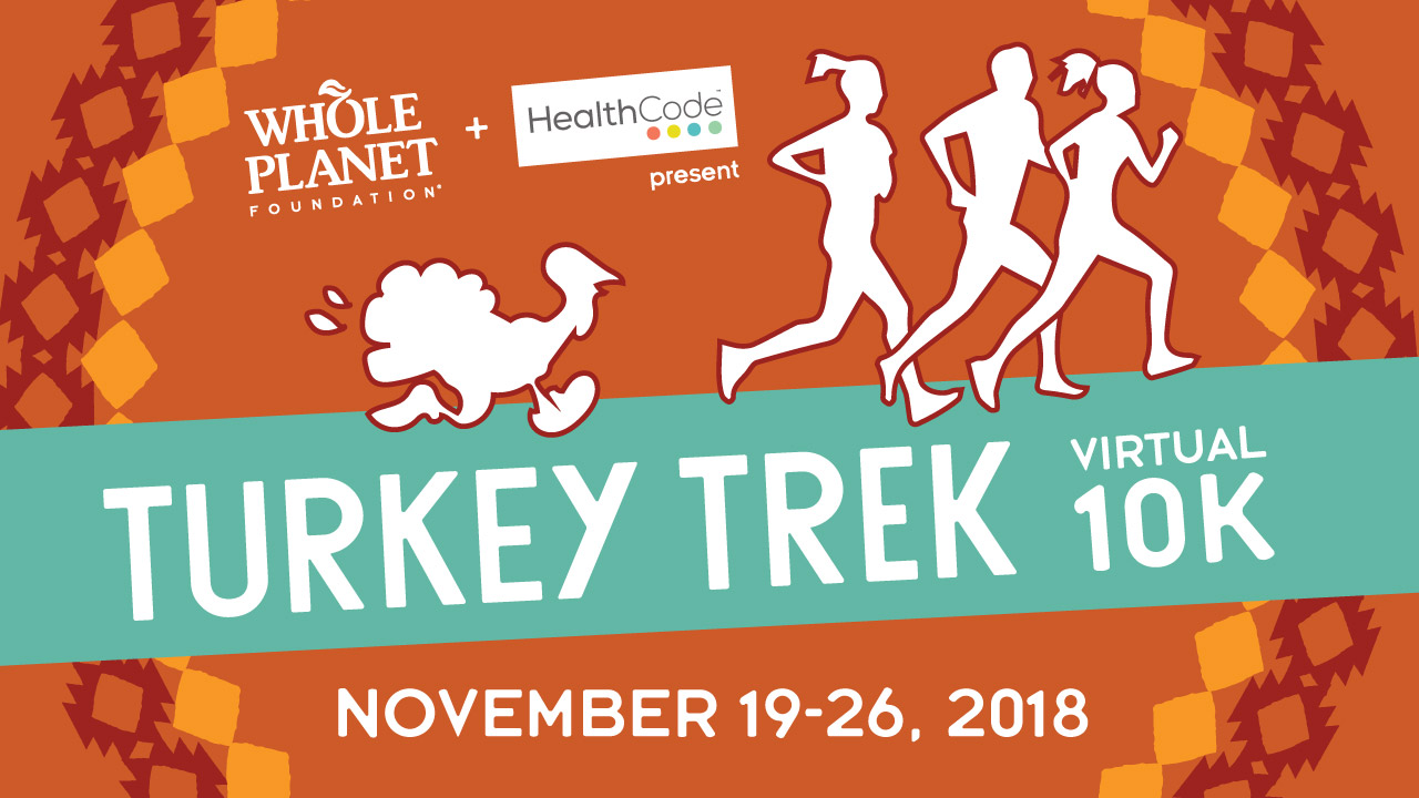 WPF Turkey Trek Virtual 10K 2018