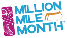 Million Mile Month 2018